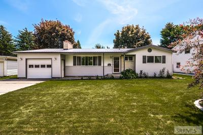 Idaho Falls Single Family Home For Sale: 1192 Mojave Street