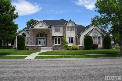 Idaho Falls Single Family Home For Sale: 3625 Charleston Lane