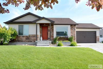Idaho Falls Single Family Home For Sale: 676 Birmingham Lane