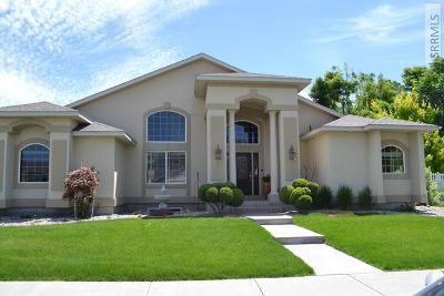 Idaho Falls Single Family Home For Sale: 4770 Gleneagles Drive