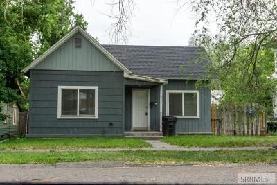 Idaho Falls Multi Family Home For Sale: 355-359 W 13th Street