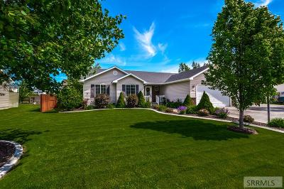 Idaho Falls Single Family Home For Sale: 3865 Deer Meadow Drive