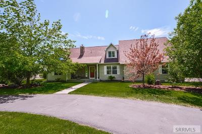 Idaho Falls Single Family Home For Sale: 635 W Pleasant Avenue
