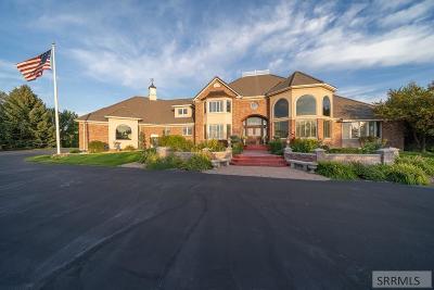 Idaho Falls Single Family Home For Sale: 4780 E Sagewood Drive