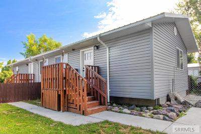 Idaho Falls Single Family Home For Sale: 2176 Evans Avenue