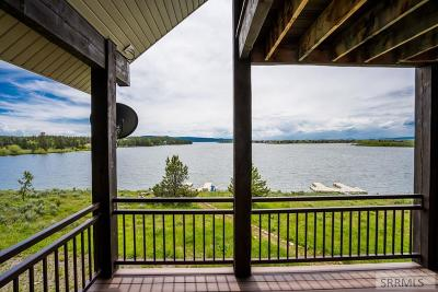 Island Park Single Family Home For Sale: 3845 Lakeside Lodge Drive