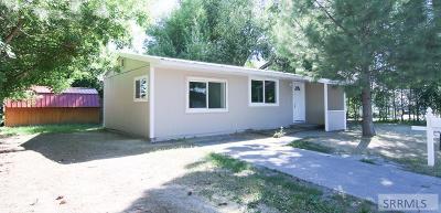 Idaho Falls Single Family Home For Sale: 968 Payne Avenue