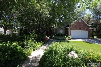 Idaho Falls Single Family Home For Sale: 268 Springwood Lane