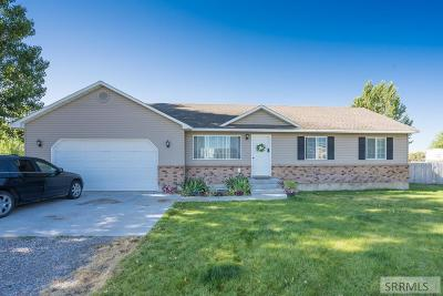 Rigby Single Family Home For Sale: 4224 E 295 N