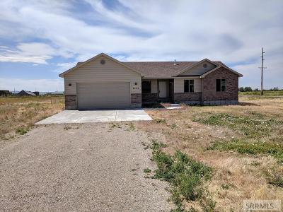 Rigby Single Family Home For Sale: 4004 E 54 N