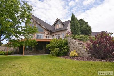 Idaho Falls Single Family Home For Sale: 4455 E Cherokee Heights Circle