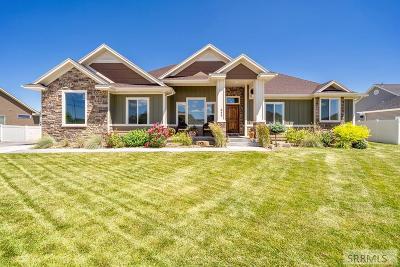 Idaho Falls Single Family Home For Sale: 243 Calistoga Drive
