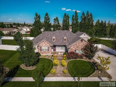 Idaho Falls Single Family Home For Sale: 731 S Emery Lane