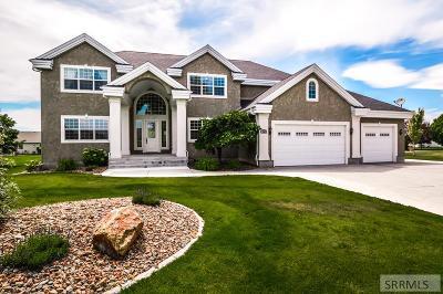 Idaho Falls Single Family Home For Sale: 799 Wolfcreek Circle