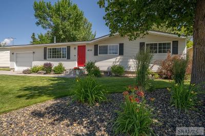 Rexburg ID Single Family Home For Sale: $240,000