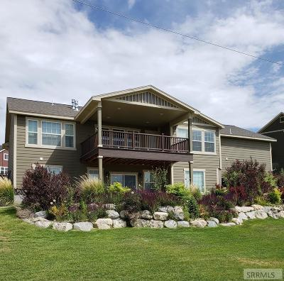 Idaho Falls Single Family Home For Sale: 3274 Chartwell Garden