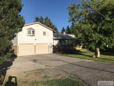 Rexburg Single Family Home For Sale: 909 S 5 W