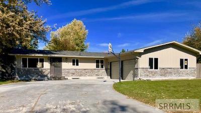 Idaho Falls Single Family Home For Sale: 2308 Trivet Street