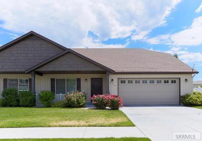Rexburg Single Family Home For Sale: 958 S 2400 W