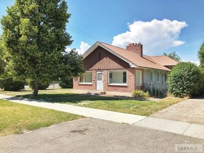 Rigby Single Family Home For Sale: 135 E 2 N