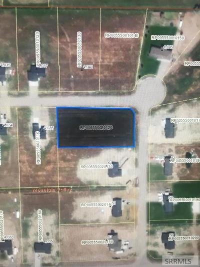 Rigby Residential Lots & Land For Sale: L12b2 E 66 N