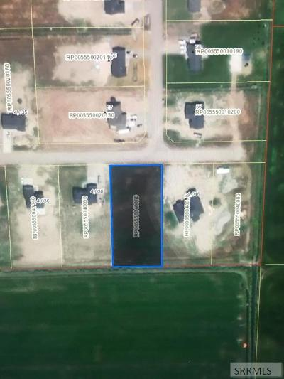 Rigby Residential Lots & Land For Sale: L6b4 E 54 N