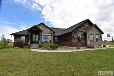 Rigby Single Family Home For Sale: 4434 E 150 N