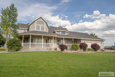 Rigby Single Family Home For Sale: 58 N 4300 E