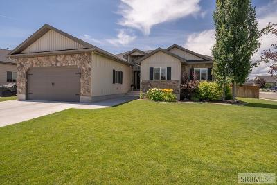 Rigby Single Family Home For Sale: 295 N 4 W