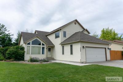 Idaho Falls Single Family Home For Sale: 3080 Mesquite Drive