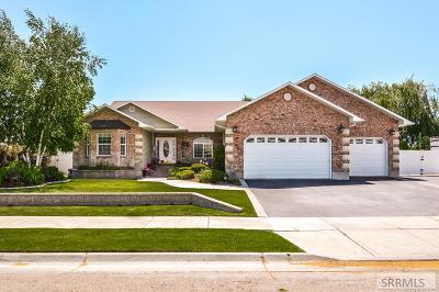 Idaho Falls Single Family Home For Sale: 255 Pevero Drive