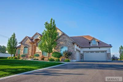 Idaho Falls Single Family Home For Sale: 474 E Hallmark Drive