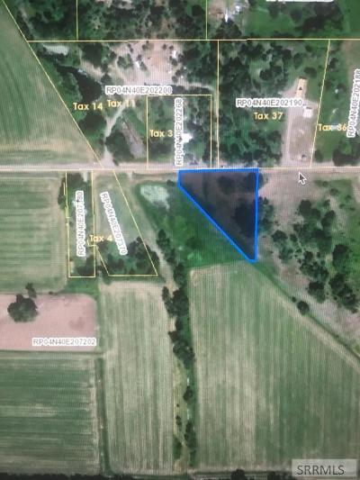 Rigby Residential Lots & Land For Sale: 1.5 Acre E 250 N