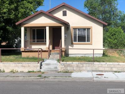 Idaho Falls Single Family Home For Sale: 493 N Higbee Avenue