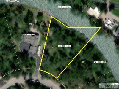 Rigby Residential Lots & Land For Sale: L23b1 N 4456 E