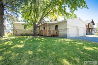 Rexburg ID Single Family Home For Sale: $220,000