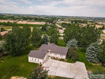 Idaho Falls Single Family Home For Sale: 4694 E 65th S