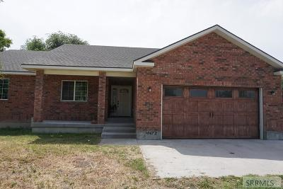 Rigby Single Family Home For Sale: 4472 E 400 N