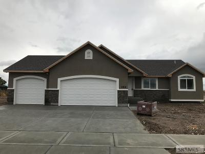 Idaho Falls Single Family Home For Sale: 386 Rock Hill Lane