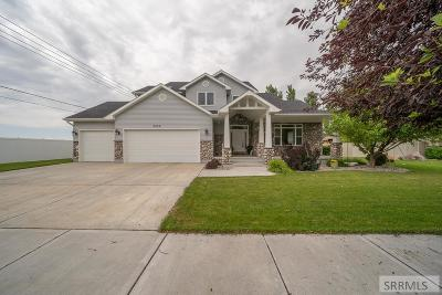 Idaho Falls Single Family Home For Sale: 2009 Autumn Lane