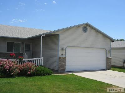 Rexburg ID Single Family Home For Sale: $220,000