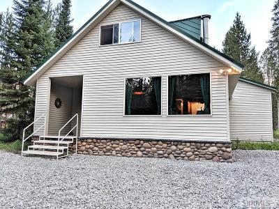 Island Park Single Family Home For Sale: 4184 Center Street