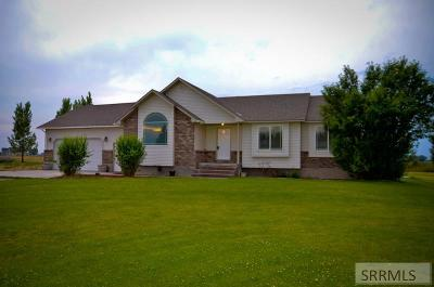 Rigby Single Family Home For Sale: 383 N 3855 E
