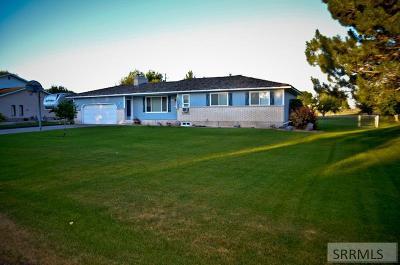 Idaho Falls Single Family Home For Sale: 2405 S Charlotte Drive