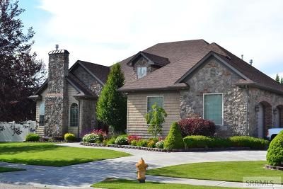 Idaho Falls Single Family Home For Sale: 4700 Stanfield Lane