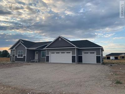 Rigby Single Family Home For Sale: 4117 E 166 N