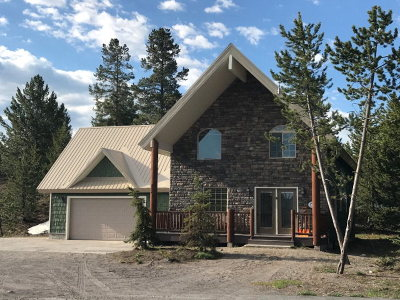 Island Park Single Family Home For Sale: 4241 Grand View Road