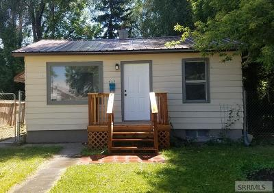 Idaho Falls Single Family Home For Sale: 425 W 20th Street