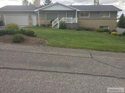 Rexburg ID Single Family Home For Sale: $367,000