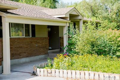 Rigby Single Family Home For Sale: 548 E 1 S